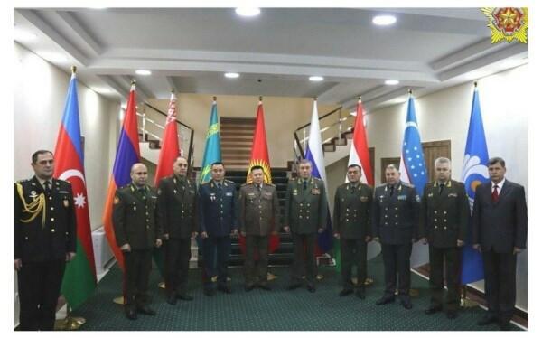 Baş Qərargah rəisləri toplandı: polkovnikimizin duruşu... – Foto