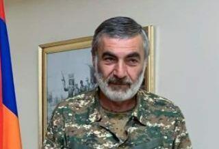 Erməni könüllü dəstəsinin komandiri məhv edildi