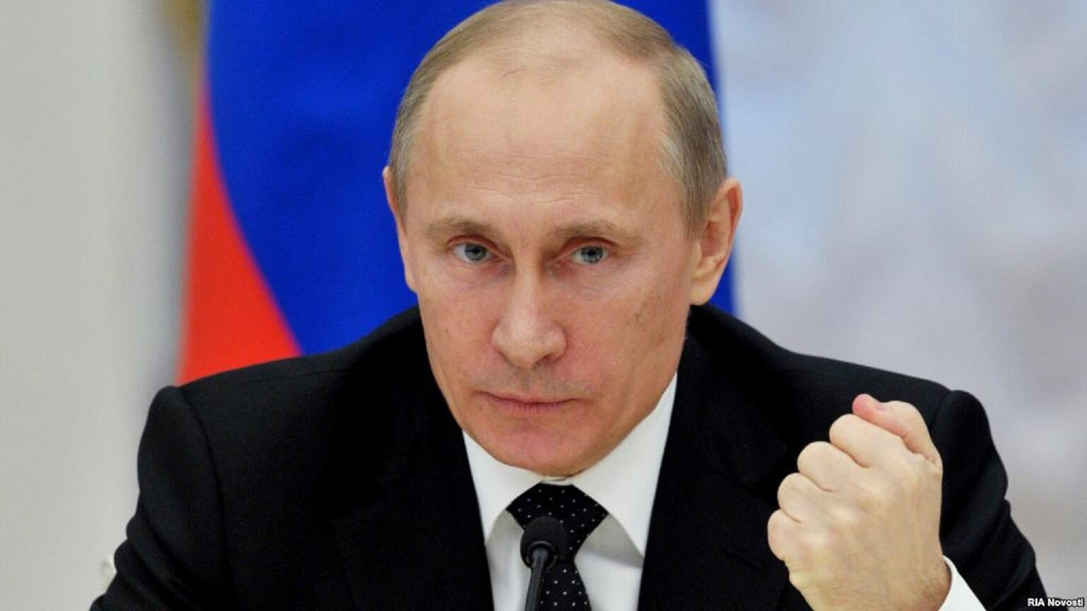 Putin called for Israeli-Palestinian tensions