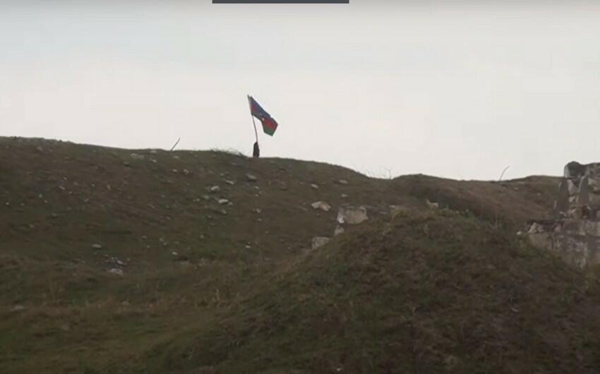 Qarabağda trosla bağlanmış uşaq nəşləri tapıldı - Video