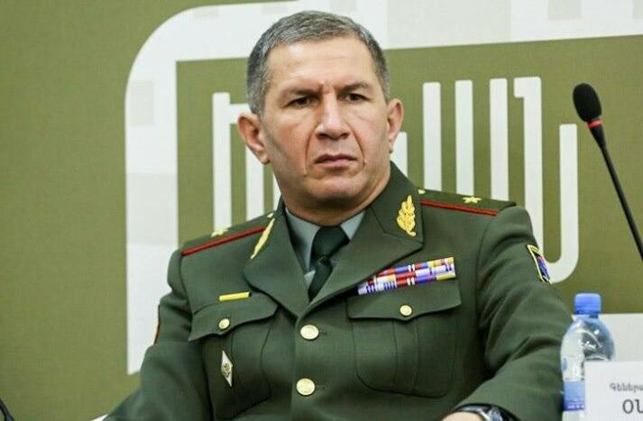 Is the Chief of General Staff of Armenia also resigning?