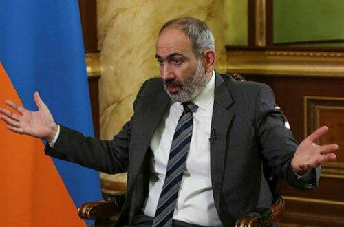 They call me a traitor - Pashinyan
