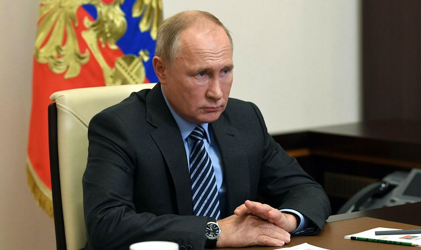 Putin orders mass COVID-19 vaccinations in Russia