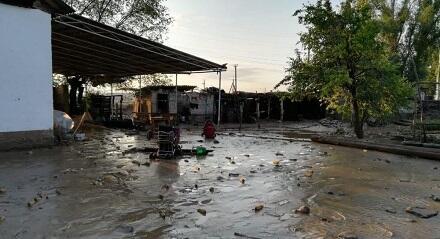 Xaçmazda güclü yağış: 15 kənddə elektrik kəsildi