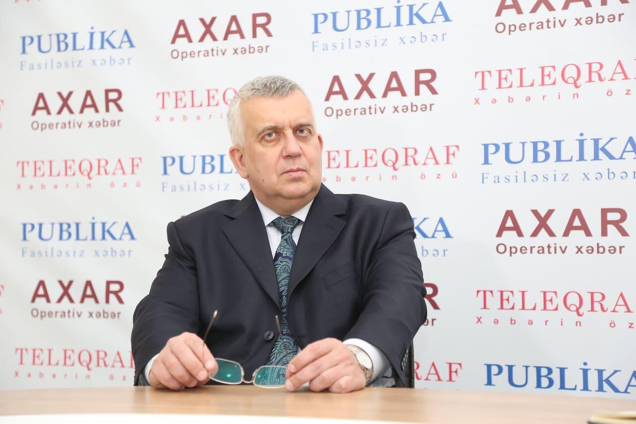 Кузнецов о музее трофеев и о страхе армян…
