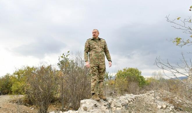 Ilham Aliyev appreciated the Special Forces