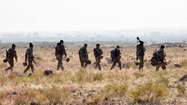 In total, 1239 bodies of Armenian soldiers found