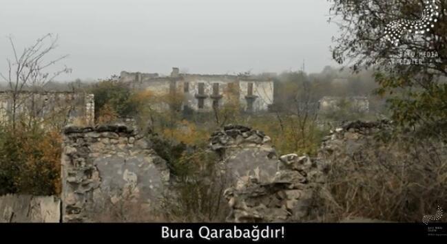 Nə Naqasakidir, nə Çernobıl, Qarabağdır - Video