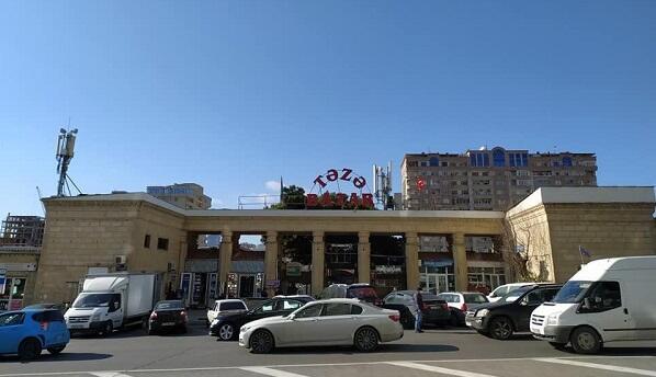 Известный бакинский рынок переносится