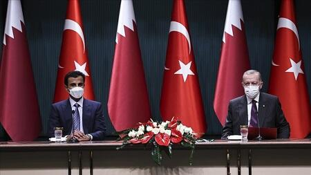 Erdogan met with the Emir of Qatar: 10 documents were signed -