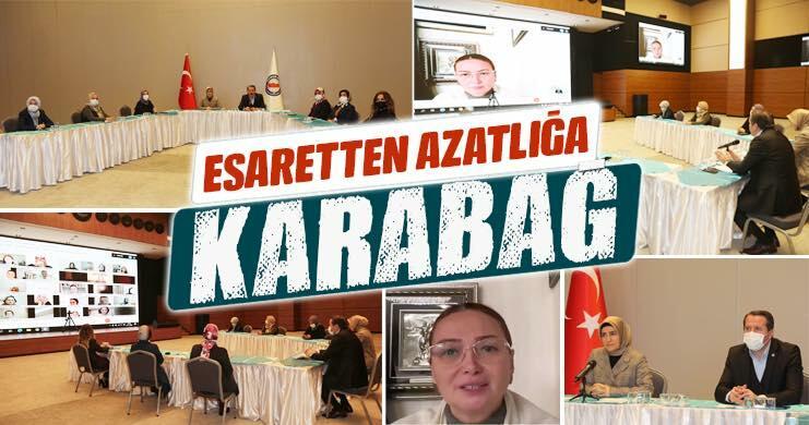 """Memur-Sen"" Qarabağ konfransı keçirdi - Foto"