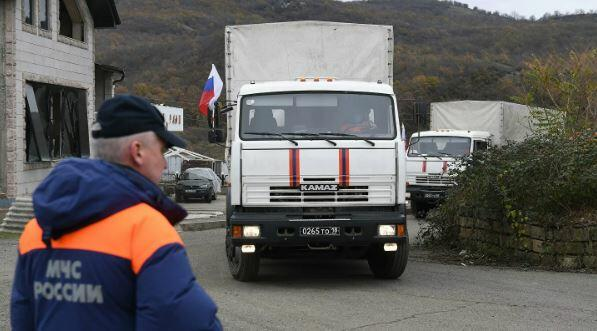 Another delegation was sent from Russia to Karabakh