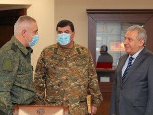 General Muradov's order was not carried out