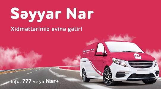 """""""Səyyar Nar"""" həftəsonları da fəaliyyətini davam etdirir"""