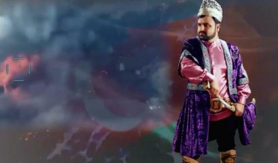 """""""Yenilməzsən Azərbaycan!""""ın ilk təqdimatı - Video"""