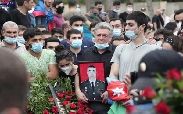 Şəhid polkovnikin səs yazısı yayıldı - Video