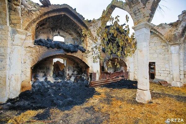 Armenians disrespected mosques - Reza Deghati