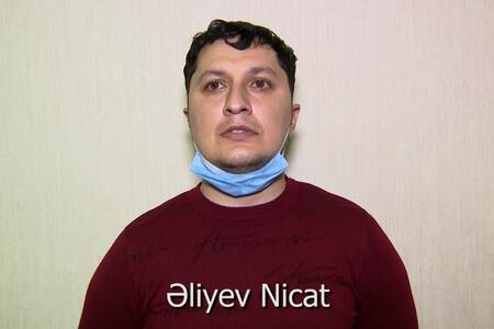 Bakıda kokain və ekstazi satıcısı saxlanıldı