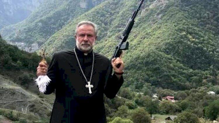 Xudavəngin erməni keşişi İrəvana çağırıldı
