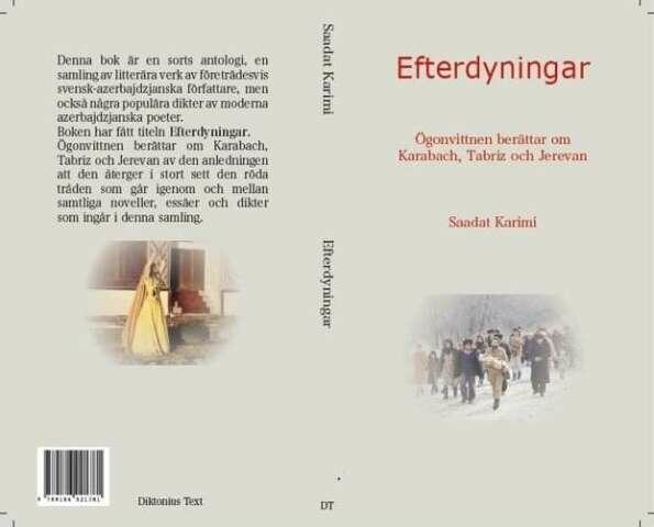 İsveçdə 44 günün ədalətsizliyinə bir kitabla cavab - Foto