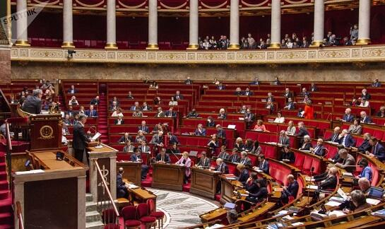 French parliament also passed a law on the NKR