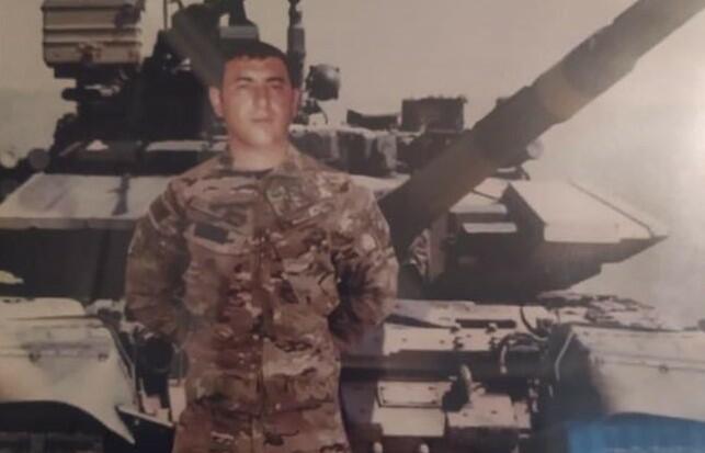 Ordumuzun 38 yaşlı şəhid tankçısı...