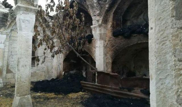 Another atrocity of Armenians in Agdam -