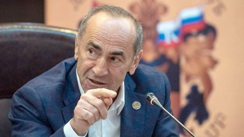 The war is over, Kocharyan's trial has begun