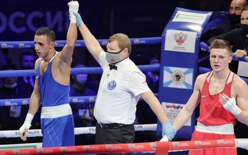 Qabil Məmmədov Rusiya çempionu oldu