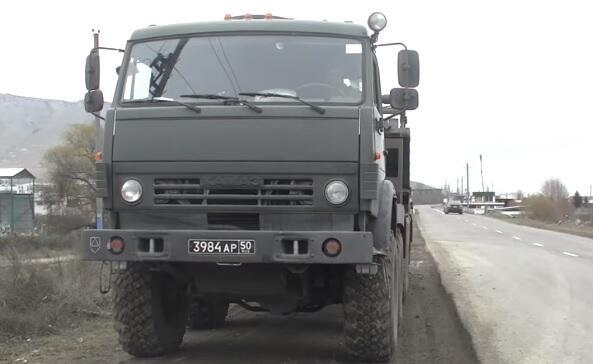 """Uran-6"" kompleksi Qarabağda – Video"