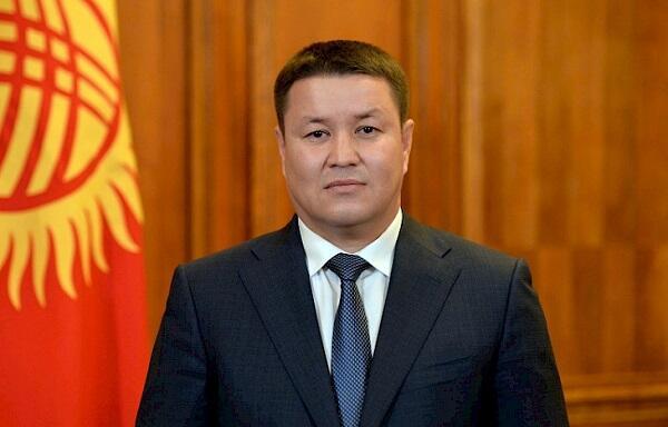 Qırğızıstan parlamentinin spikeri Moskvaya gedir