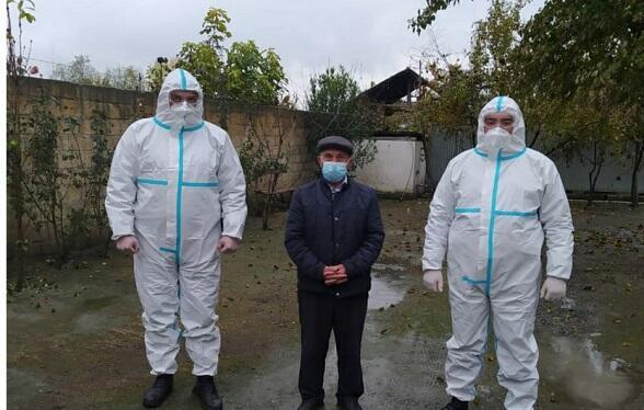 В общественных местах задержаны 17 больных COVID-19