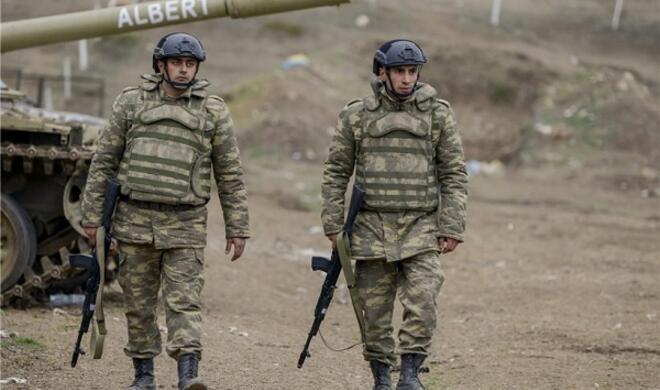 Ordumuzun atəşkəsi pozması barədə məlumat yalandır - MN