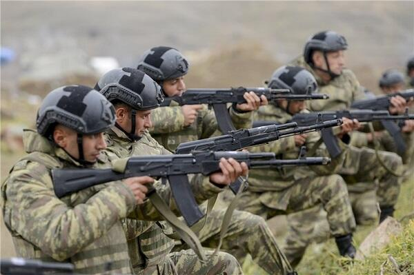 How the Azerbaijani army has entered Gubadli -
