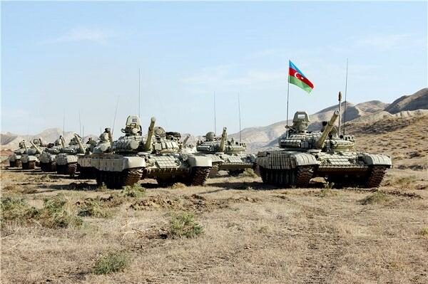The Azerbaijani army advanced in the direction of Zangazur