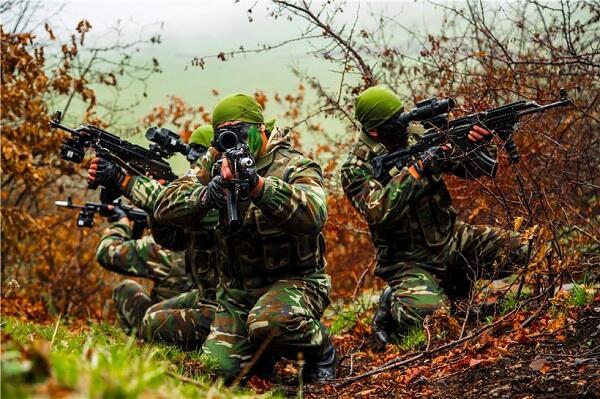 Ordumuz Xankəndinin girişində buna görə dayandı