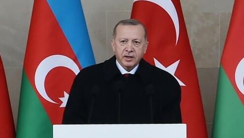 Erdogan's statement on Armenia