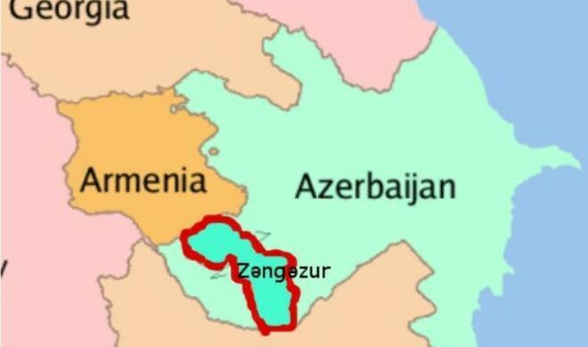 Ереван начал выполнять обязательства - Зангезур