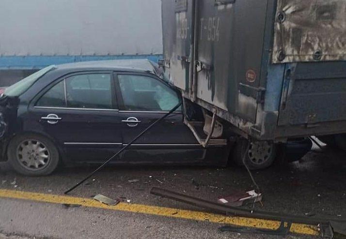 Yolda 4 qəza oldu: 4 nəfər öldü