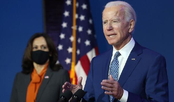 We will never recognize this occupation - Biden