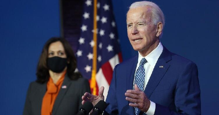 Biden officially became president of the US -