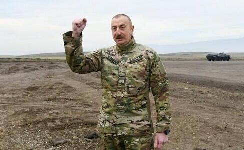 President: The people of Azerbaijan will live here forever