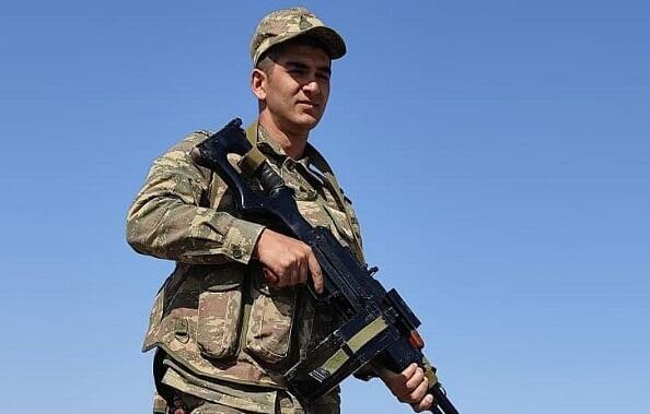 """8 noyabrda şəhid olan """"telli oğlan""""… - Foto"""