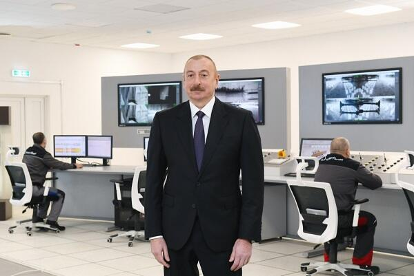 We will build a stronger Azerbaijan - Ilham Aliyev