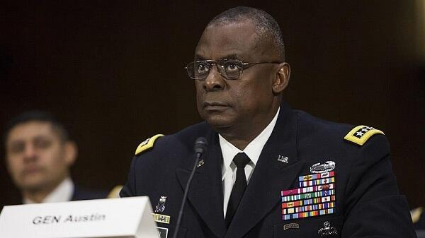 Senate approved: African-American became head of the Pentagon
