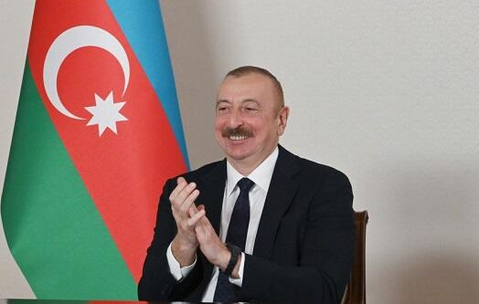 There is no Armenian army - Ilham Aliyev