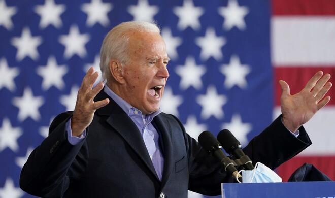 Biden is losing positions due to Putin