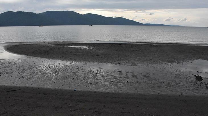 Türkiyə sahillərində dəniz 40 metr çəkildi