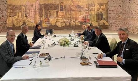 Ankara ilə Afina arasındakı kritik görüş başa çatdı