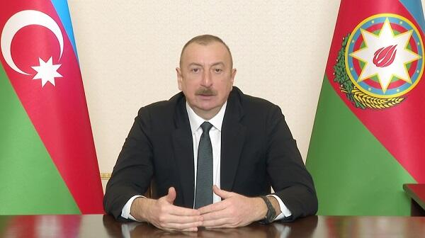 Ilham Aliyev expressed condolences to Erdogan